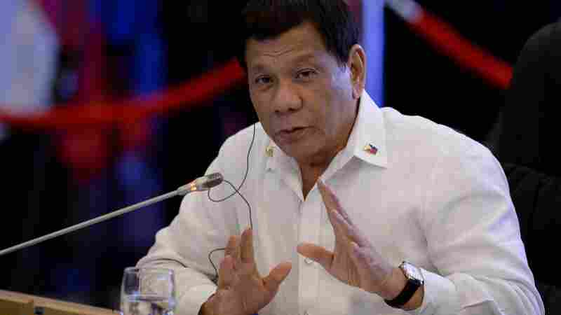Duterte Pulls Philippines Out Of International Criminal Court