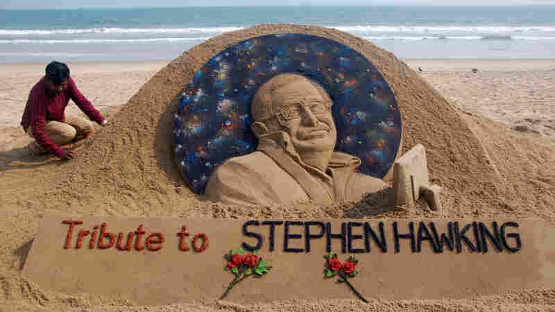 Mourners Honor Stephen Hawking, Whose Mind Blazed Bright