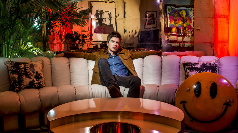 Noel Gallagher Doesn't Want You To Know How He Feels : World Cafe : NPR
