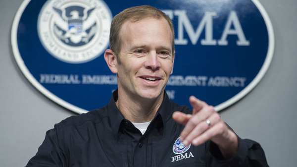 Federal Emergency Management Agency Administrator Brock Long.
