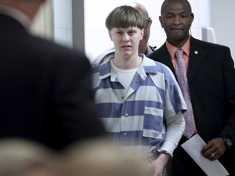 Sister Of Charleston Shooter Dylann Roof Arrested After