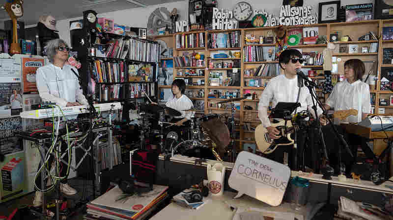 Cornelius: Tiny Desk Concert