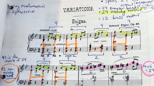 Elgar s  Enigma  Still Keeps Music Detectives Busy