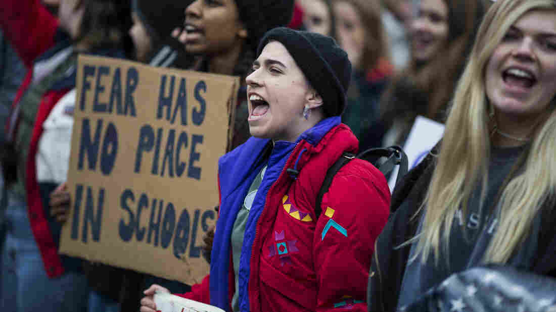 Music And Protest, Hand In Hand: Songs Of The Student Walkouts : The