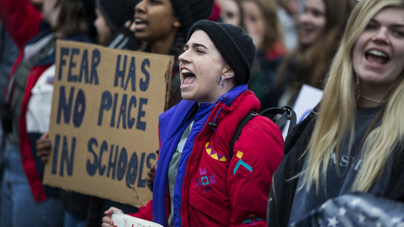 Music And Protest, Hand In Hand: Songs Of The Student Walkouts