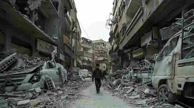 Syrian War Enters 8th Year, Trailing Smoke And Suffering In Its Wake