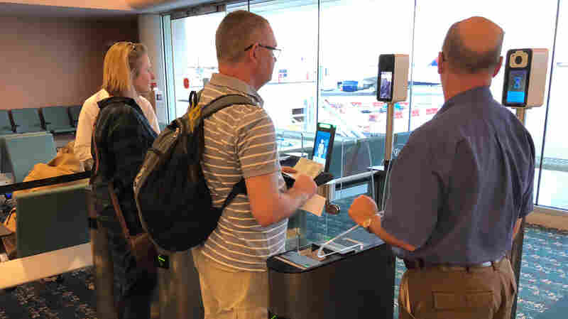 Facial Scanning Now Arriving At U.S. Airports