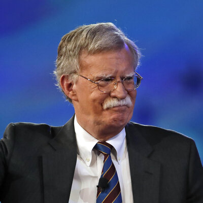 Bolton Brings Hawkish Perspective To North Korea, Iran Strategy