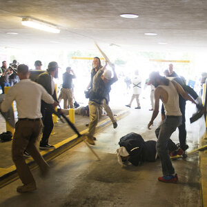 Black Man Beaten At Charlottesville White Nationalist Rally Is Acquitted Of Assault