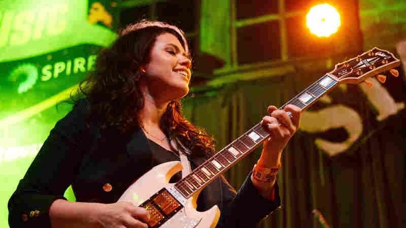 Liz Brasher Storms Stubb's Stage With 'Outcast'