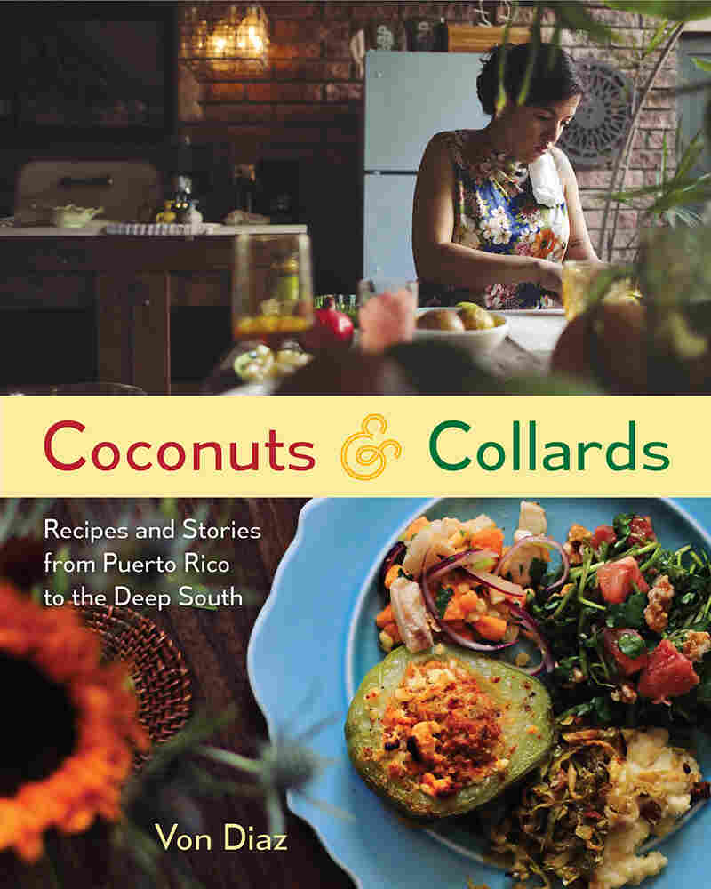 Von Diaz cookbook cover