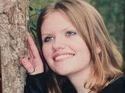 Donna Pollard on her wedding day, when she was 16.