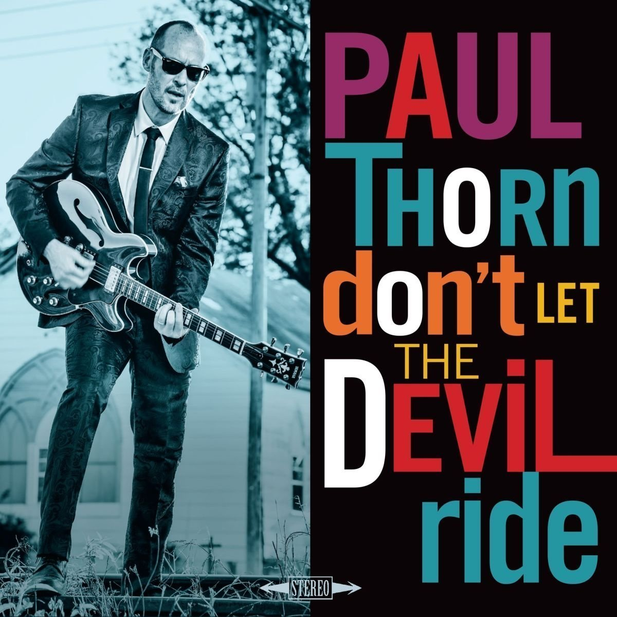 Paul Thorn Revisits His Gospel Roots