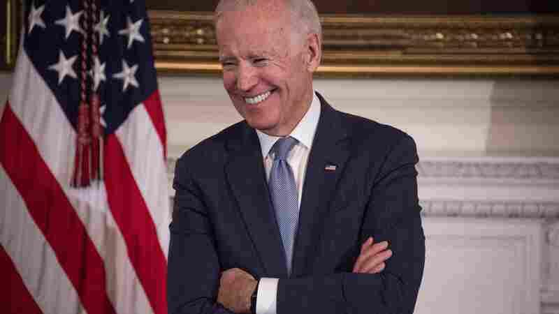 Joe Biden And A Homeless Veteran Have A Very Human Moment