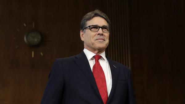 Energy Secretary Rick Perry To Resign
