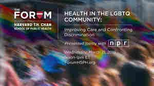 Forum: How Discrimination Damages Health In LGBTQ Communities