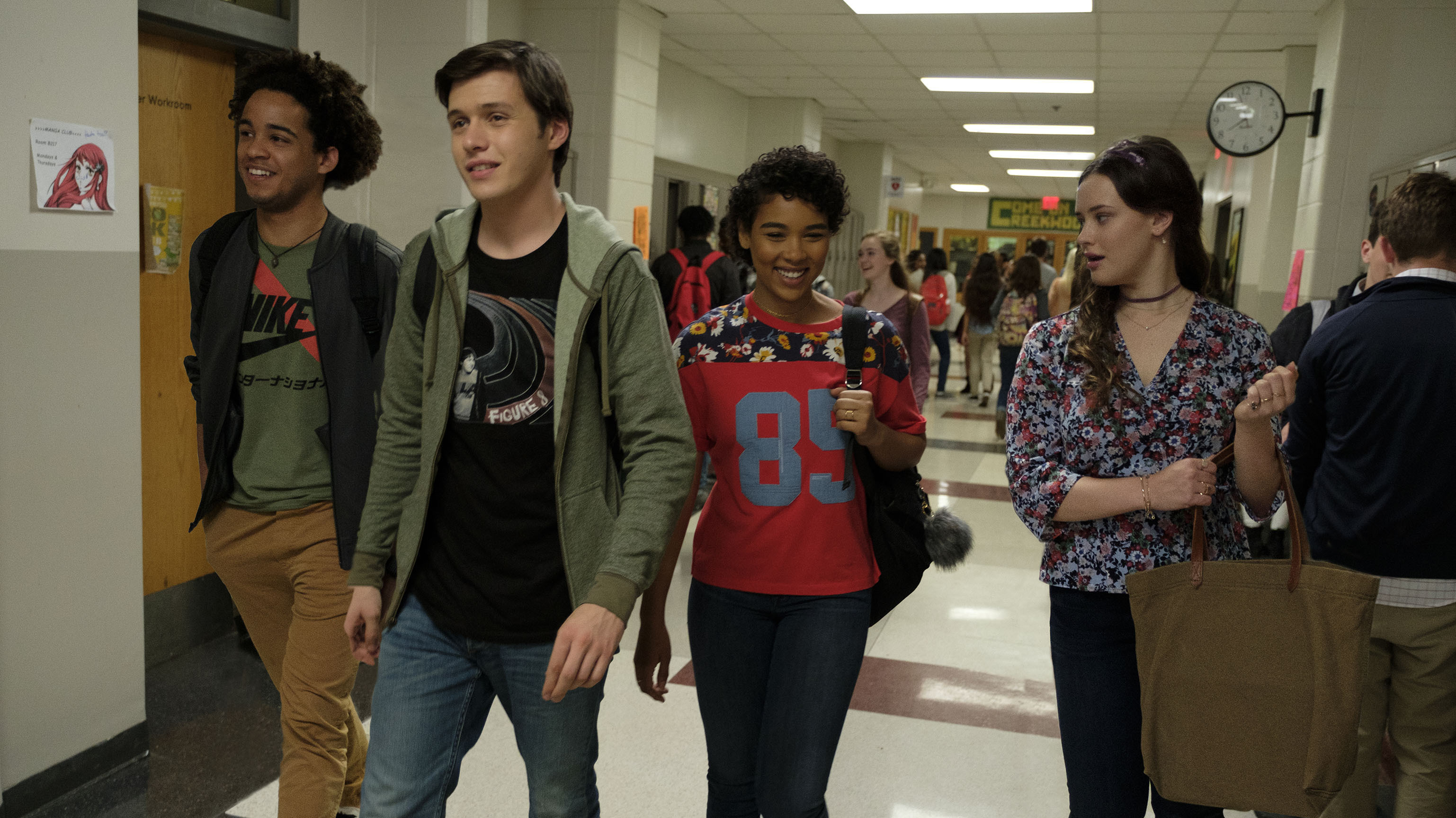 'Love Simon' Is Your Typical Glossy Hollywood Teenage Gay Rom-Com