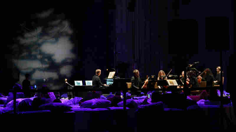 Dream Along To Max Richter's 'Sleep,' Performed Live In Austin