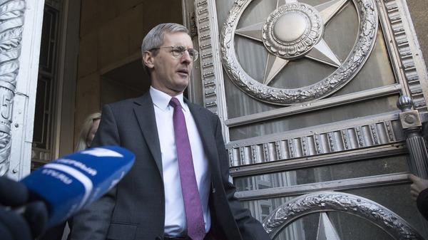 Russia Expels 23 U.K. Diplomats In Retaliatory Move
