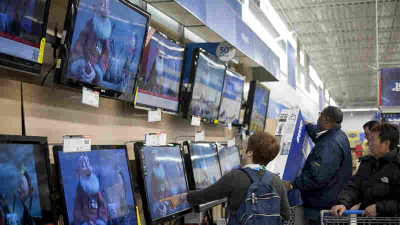 In Push For Convenience, Walmart Wants To Help Shoppers Assemble Furniture, Mount TVs