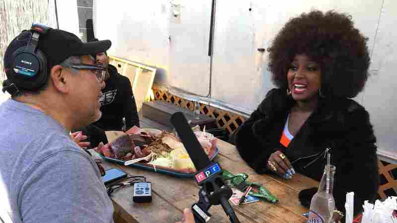 Amara La Negra On Her Roots, Miami Reality And Barbecue
