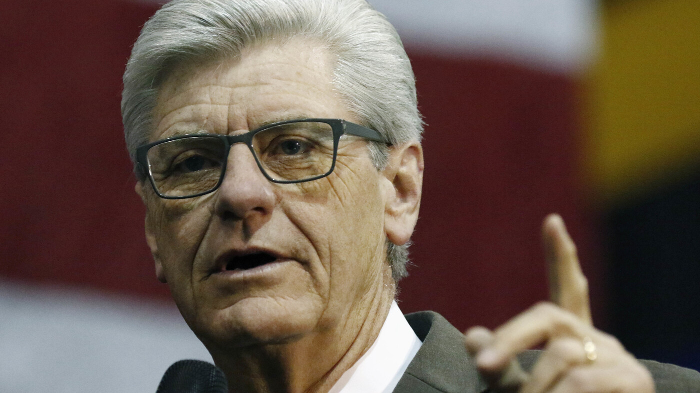 Mississippi Governor Signs Nation's Toughest Abortion Ban Into Law