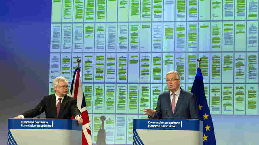 Deal (Mostly) Struck Over Brexit Terms After Months Of Negotiations