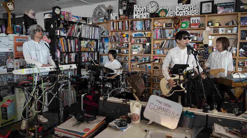 Cornelius: Tiny Desk Concert