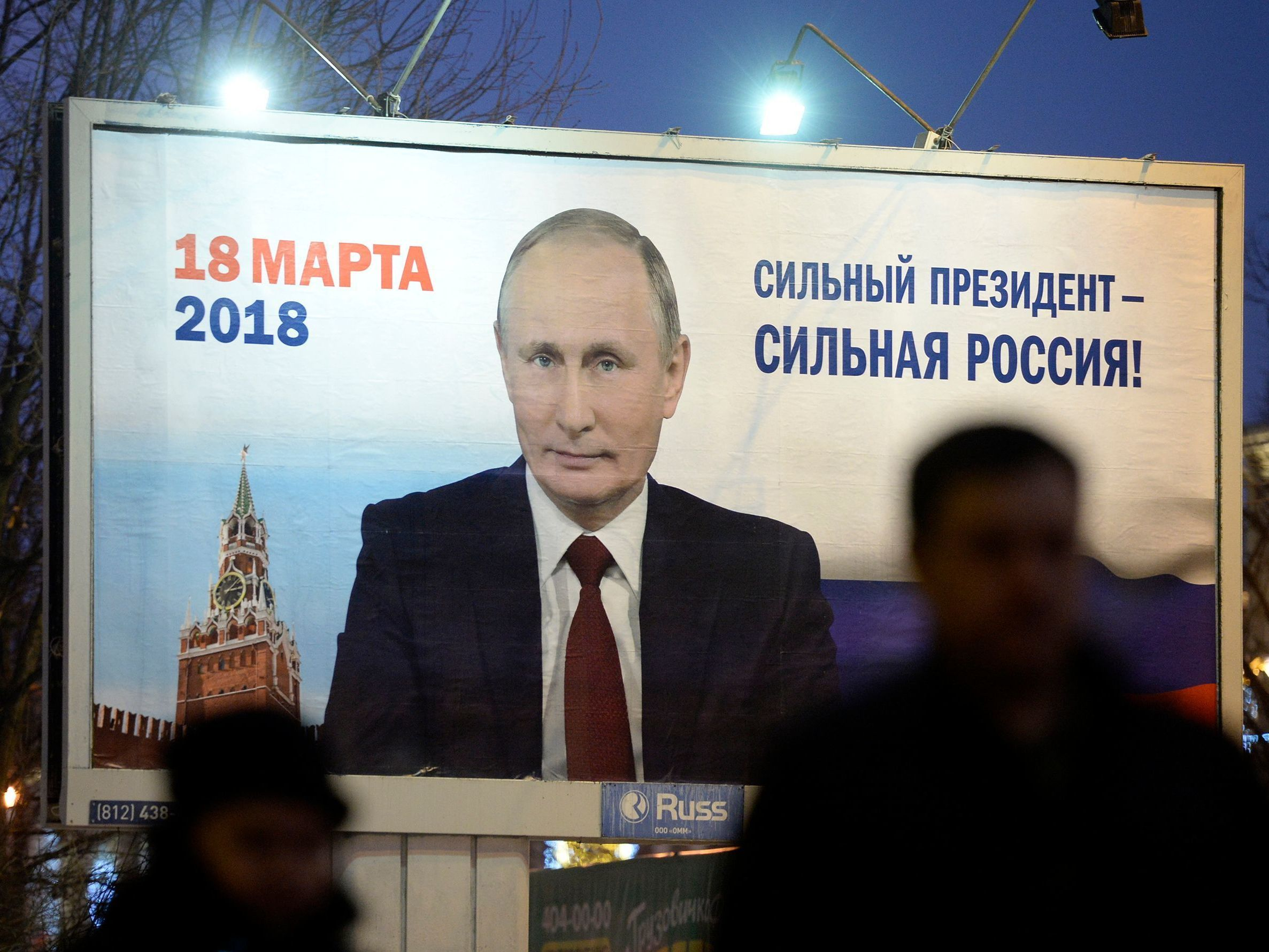 Russia's Presidential Election Observers Were Pressured ...