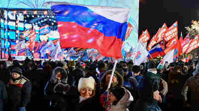 Russians, With No Real Alternatives, Give Putin 6 More Years In Power