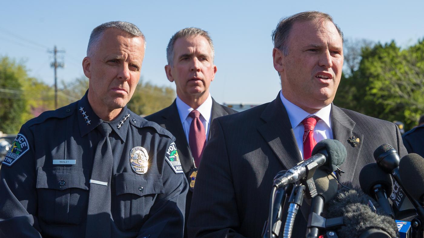 Investigators Say Austin 'Serial Bomber' May Have Used Tripwire In Latest Blast