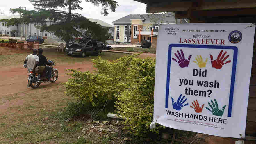 Nigeria Faces Mystifying Spike In Deadly Lassa Fever