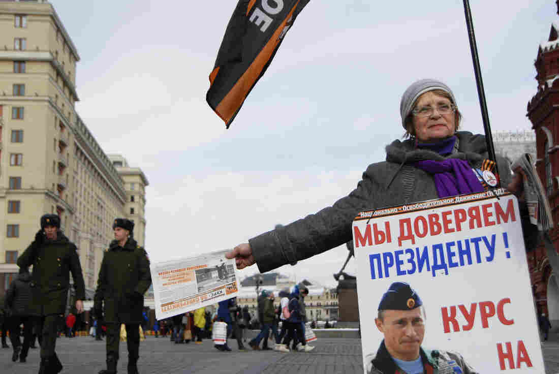 After Election Landslide, It's Putin's Russia (More Than Ever)