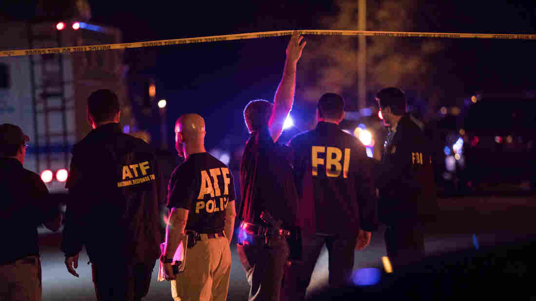In Texas, Another Explosion Injures 2 Men In Austin