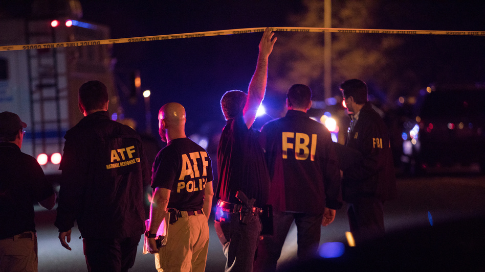 Police maintain a cordon near the site of an incident reported as an explosion in southwest Austin, Texas, on Sunday. (Tamir Kalifa/Reuters )