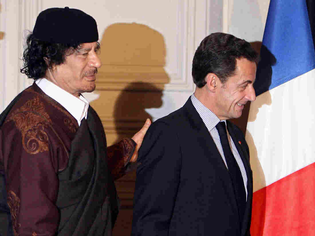 Nicolas Sarkozy: Life is 'living hell' since Libya funding accusations