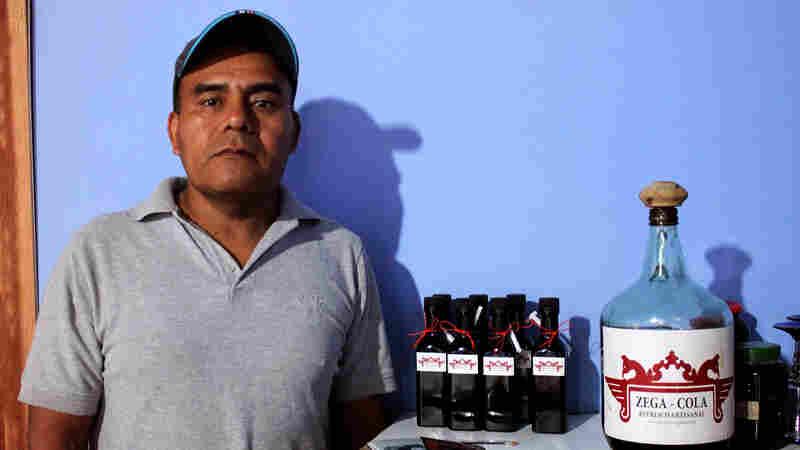 In Oaxaca, Mexico, A Locally Made Soda Takes Aim At Coca-Cola's Supremacy