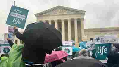 Abortion And Freedom Of Speech: A Volatile Mix Heads To The Supreme Court