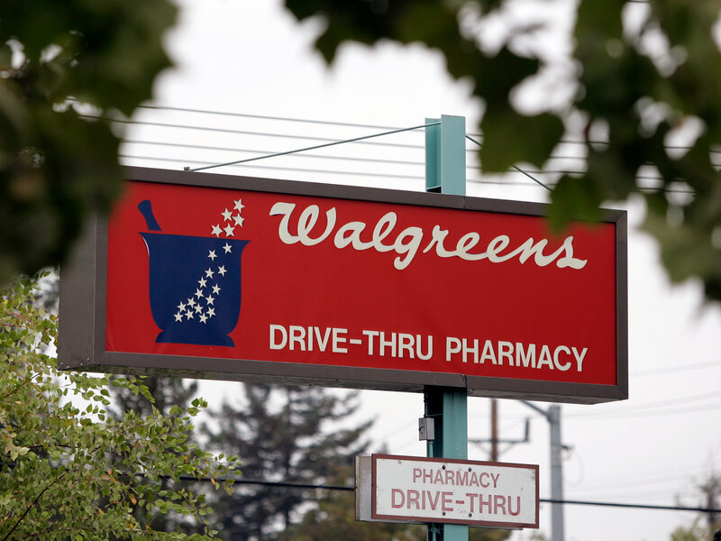 Theranos And Walgreens Fire Alarm In Palo Alto Shots