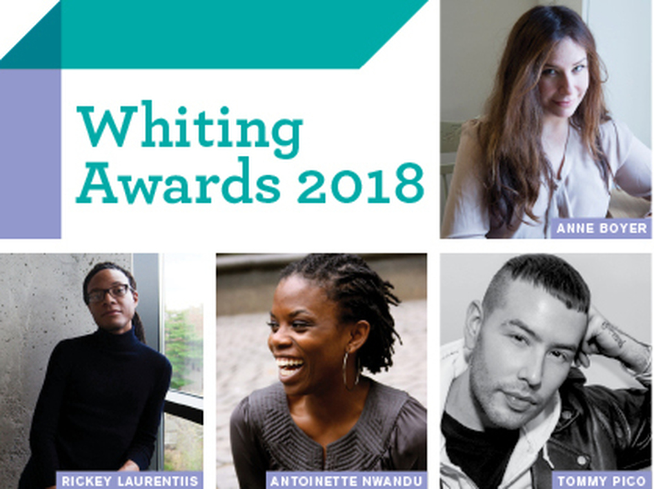 Whiting Awards Announce 10 Winners Aiming To Honor Future Bookshelf Staples