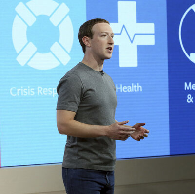 Zuckerberg Breaks Silence, Promises To Protect Facebook Community