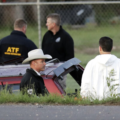 Austin Bombing Suspect, Mark Anthony Conditt, Left A 'Confession' Before Standoff