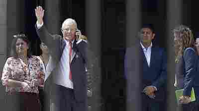 Peru's Embattled President Tenders Resignation On Eve Of Impeachment Vote