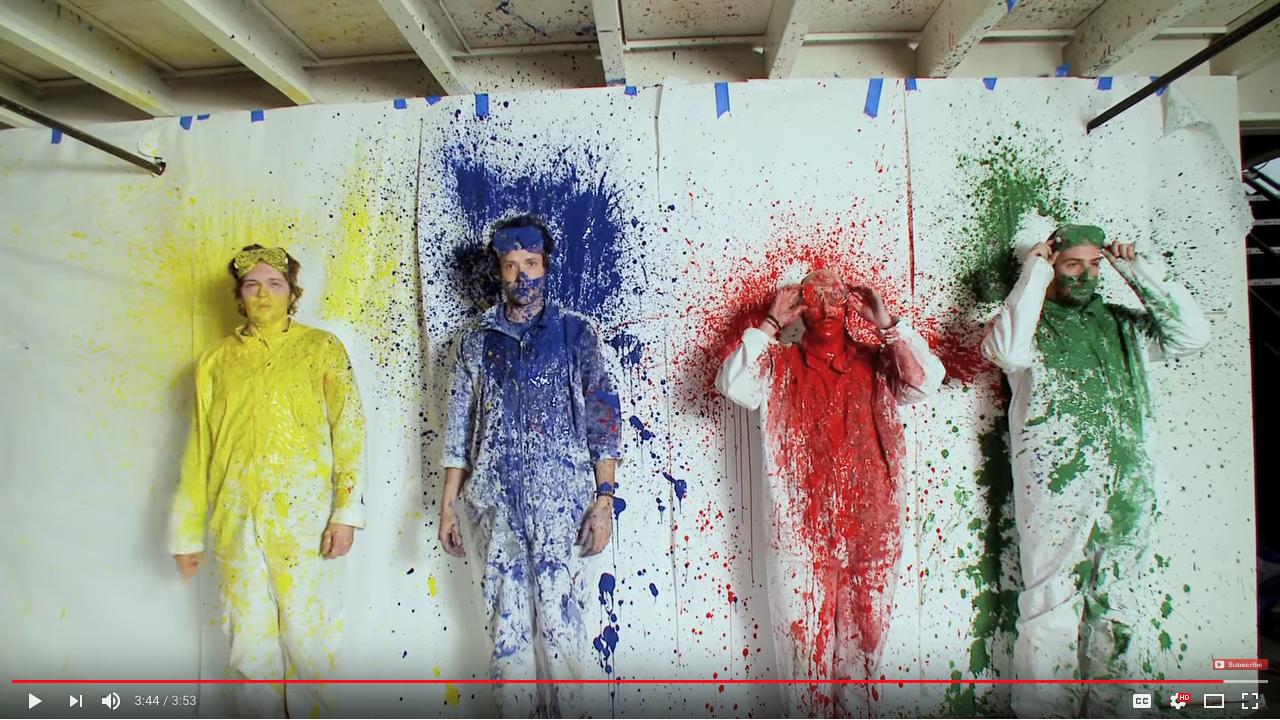 Teachers And Those Magical OK Go Videos: A Match Made In Science?  : NPR Ed : NPR