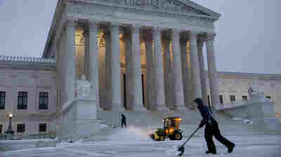 Unlike Much Of The Rest Of Washington, The Supreme Court Is No Snowflake