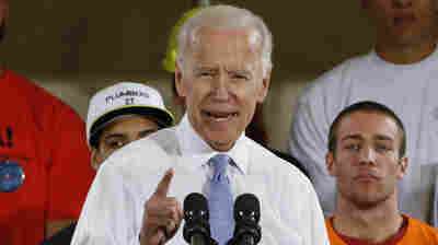 Biden And Trump Taunt Each Other Over Who Would Win 'High School' Fight