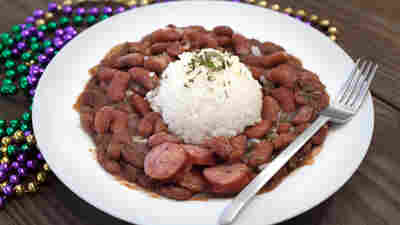 As March Madness Rolls, New Orleans Tracks Its Own Red Beans Brackets