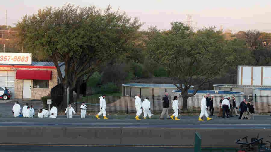 Weeks In Fear: A Timeline Of The Austin Bombings