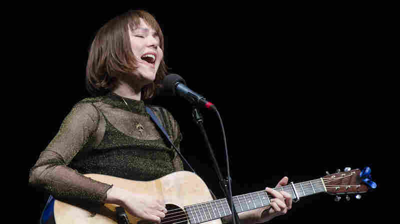 Molly Tuttle On Mountain Stage