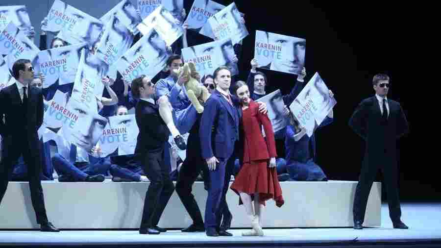 An 'Anna Karenina' For Our Times At Moscow's Bolshoi Theatre